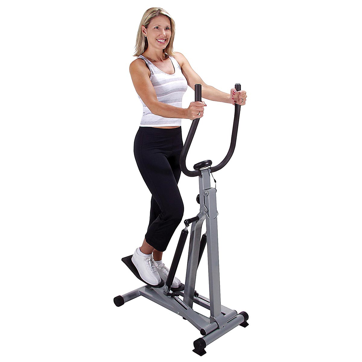 spacemate folding stepper   stamina   40 0069   steppers