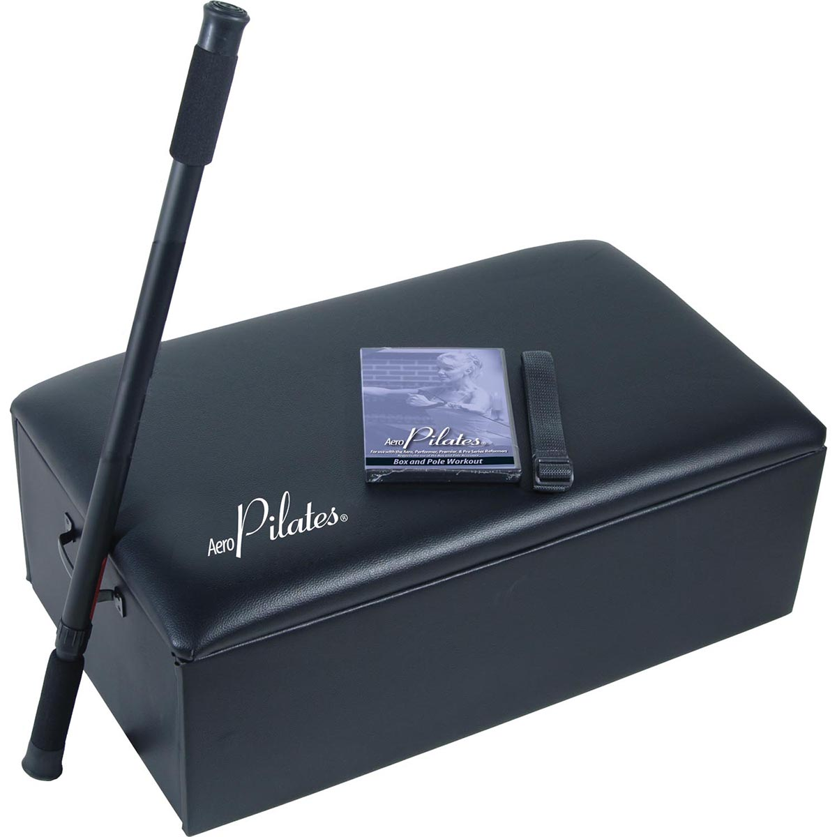 Pilates Box Amp Pole W63093 Stamina 05 0025 Pilates