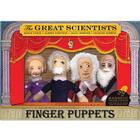 Great Scientists Finger Puppet Set,W64009