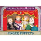 W64009S: Shakespeare's Hamlet Finger Puppet Set