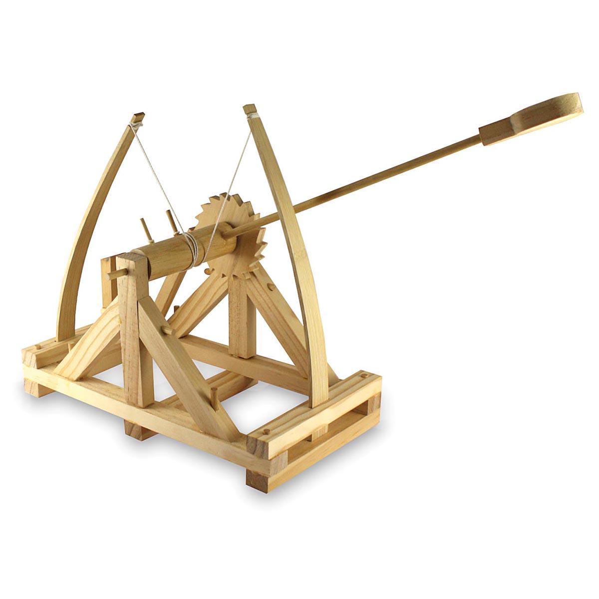 Da vinci catapult kit w64067 geek gifts science geek for Kit da 3 bay