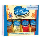 Play & Freeze® Ice Cream 4-Pack Flavor Fountain,W64282