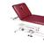 Armedica Am-234 Bariatric Hi-Lo Treatment Table, BURGUNDY, W64353, Hi-Lo Tables (Small)