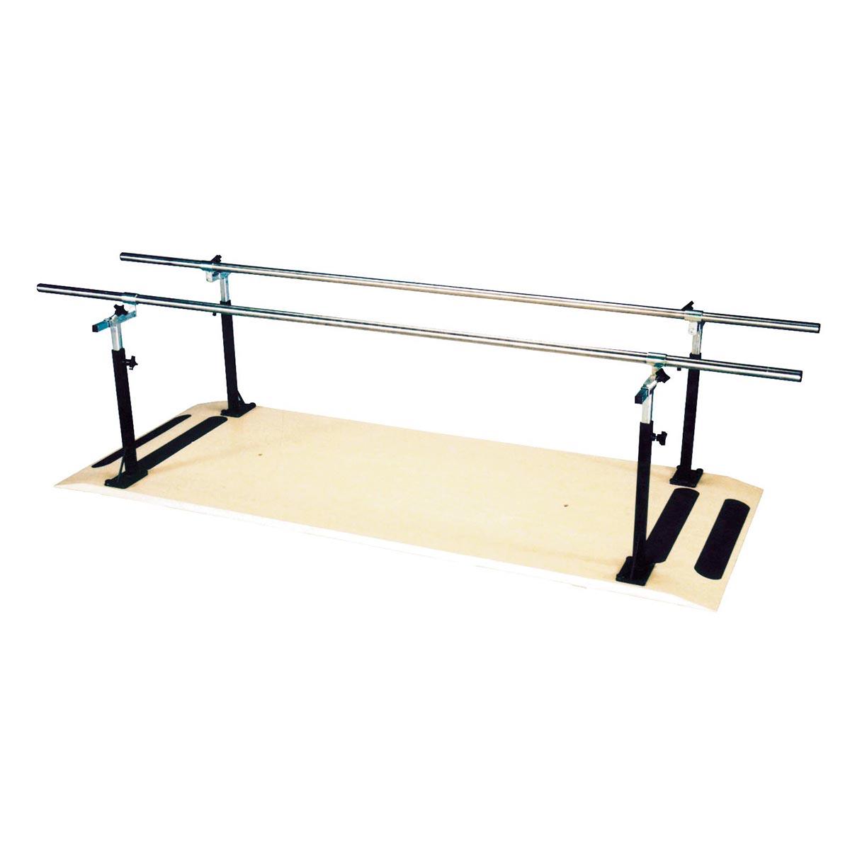 Platform Mounted Parallel Bars Parallel Bars