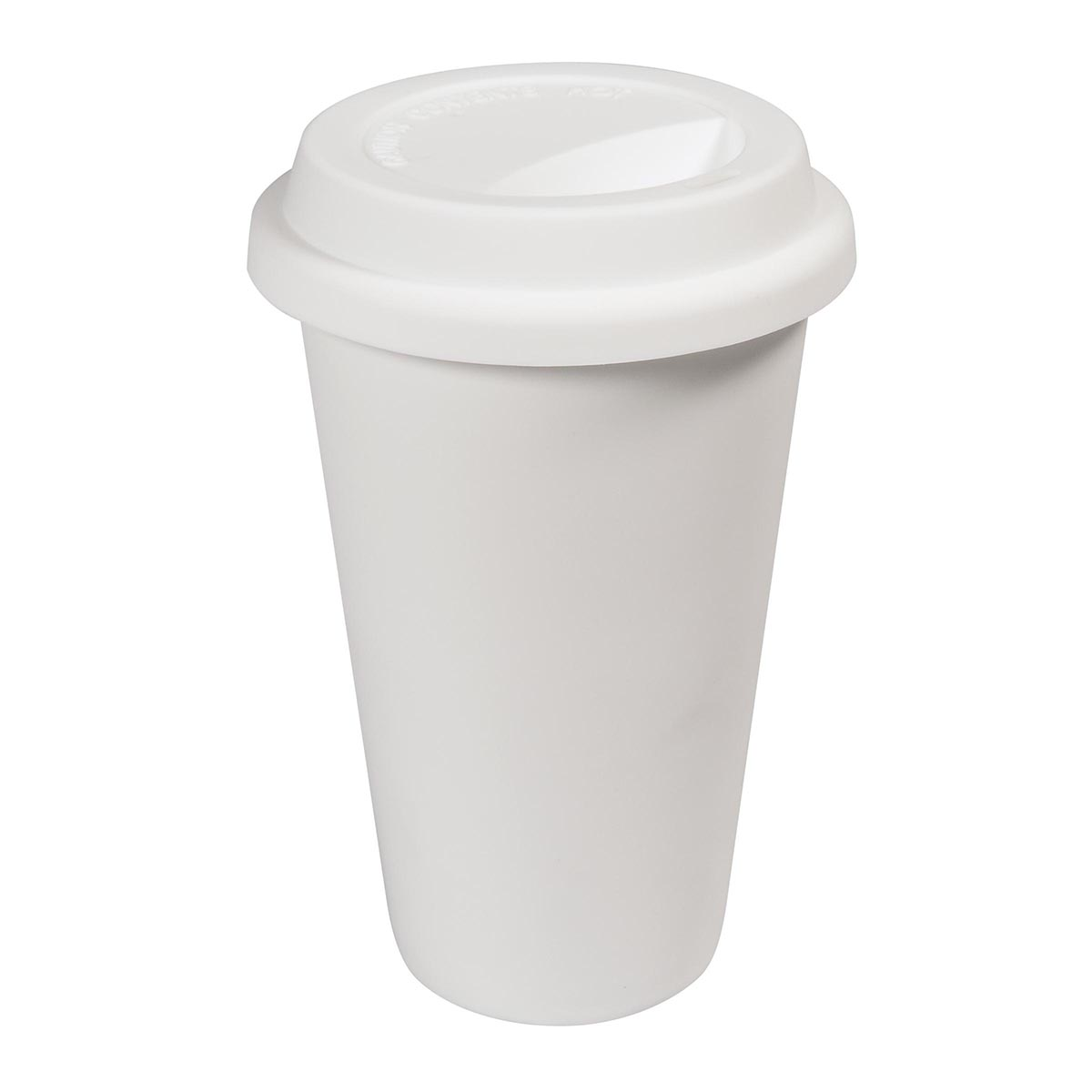 "Ceramic ""Paper"" Coffee Cup - Fake Paper Coffee Cup ..."