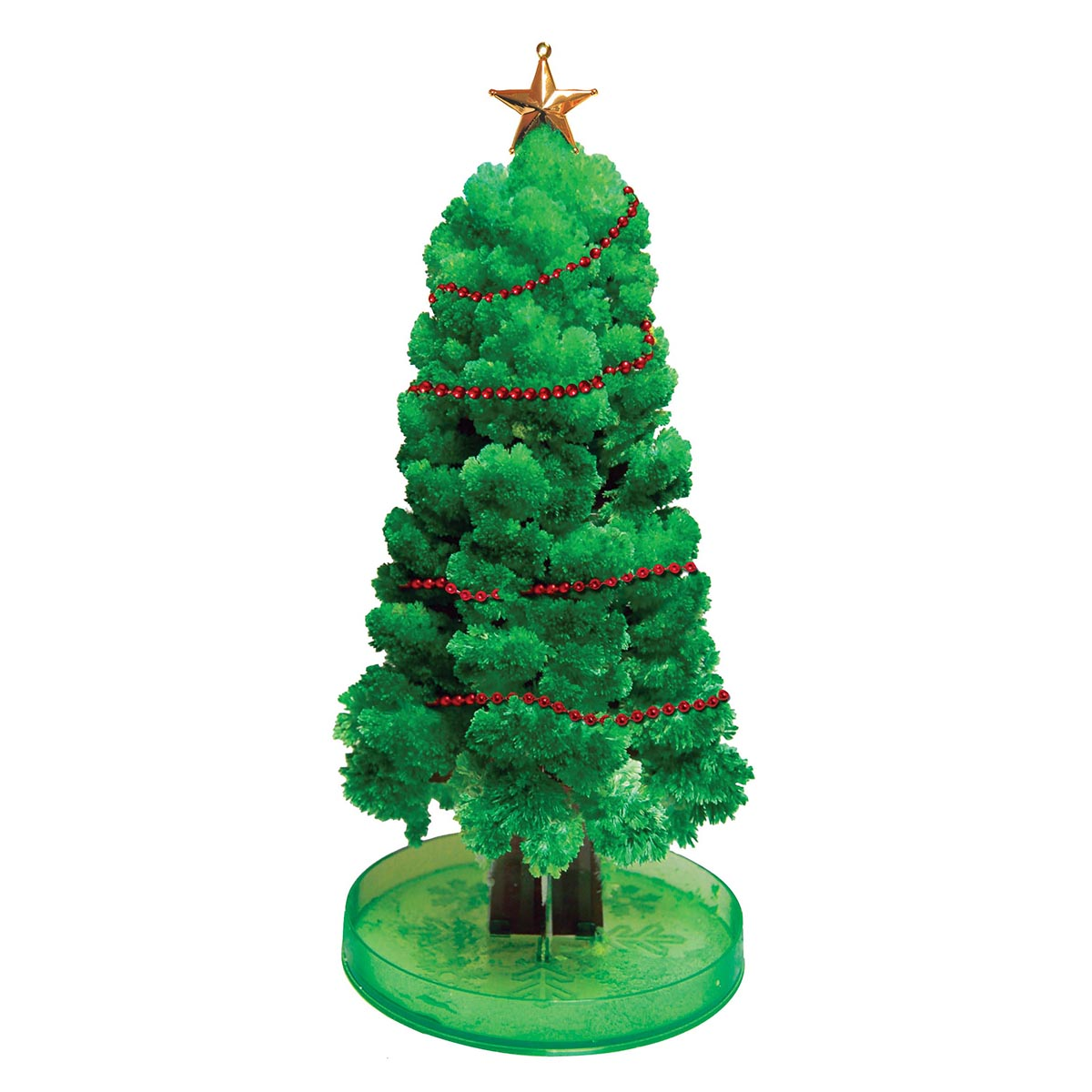 magic crystal growers christmas tree jumbo size - Crystal Christmas Tree