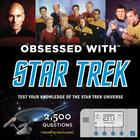 Obsessed With Star Trek Trivia Book, W64773, Sci-Fi and Film