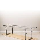 Platform Mounted Parallel Bars, 10 ft., W65021, Parallel Bars and Wall Bars
