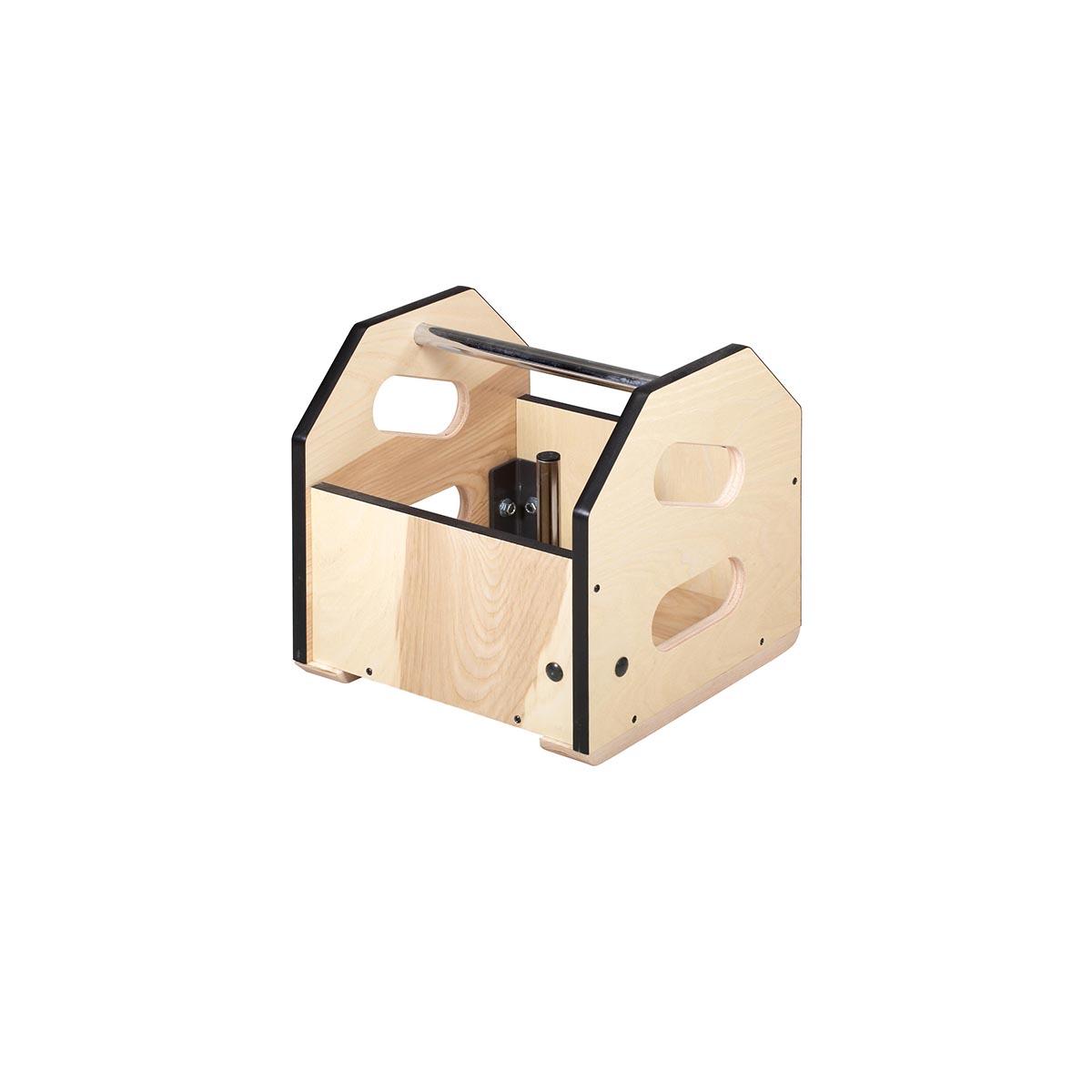 3b Scientific Stark Pilates Combo Chair: Square Combo Weight Box
