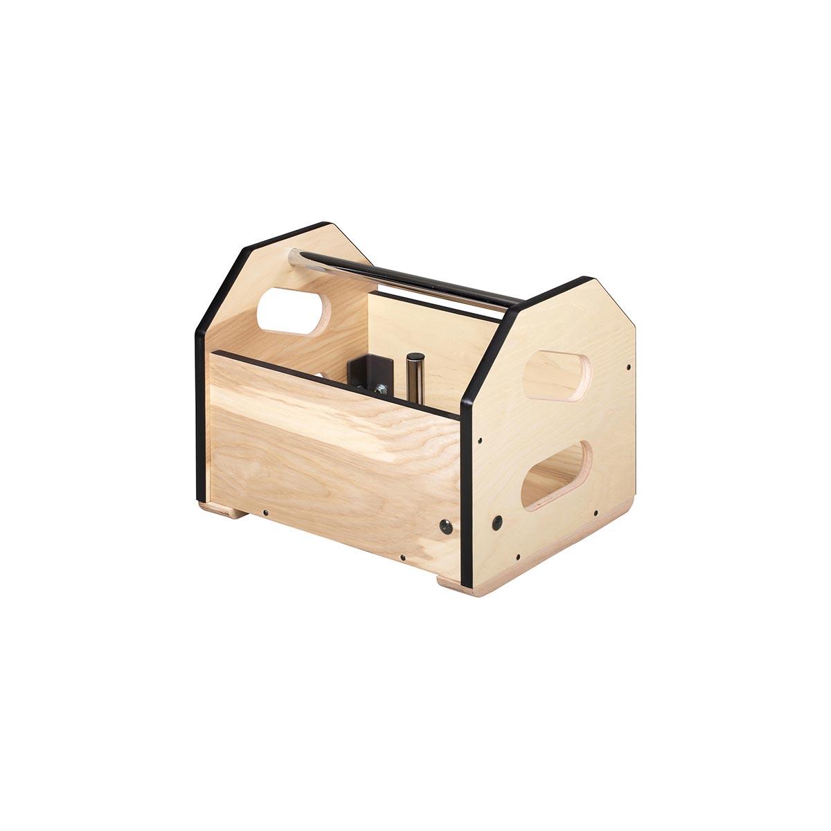 3b Scientific Stark Pilates Combo Chair: Rectangular Combo Weight Box