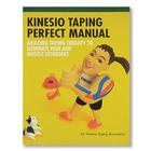 Kinesio Taping Perfect Manual, 1st Edition, W67036, Therapy Books