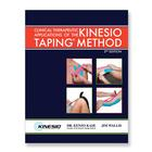 Clinical Therapeutic Applications of the Kinesio Taping Method, 3rd Edition, W67037, Therapy Books