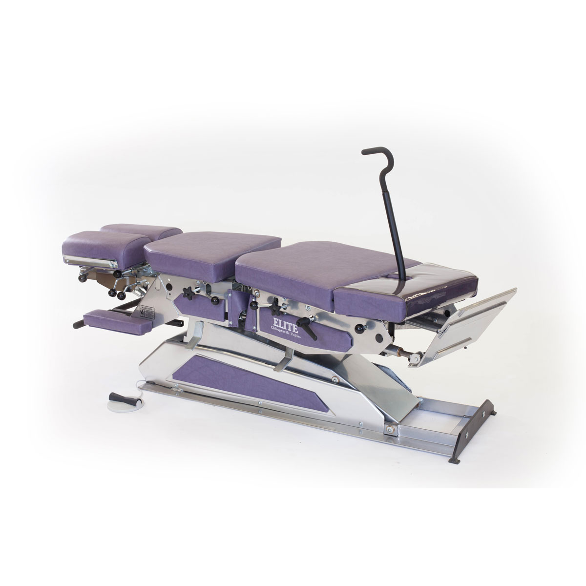 High Low Manual Flexion Table With Cervical Pelvic
