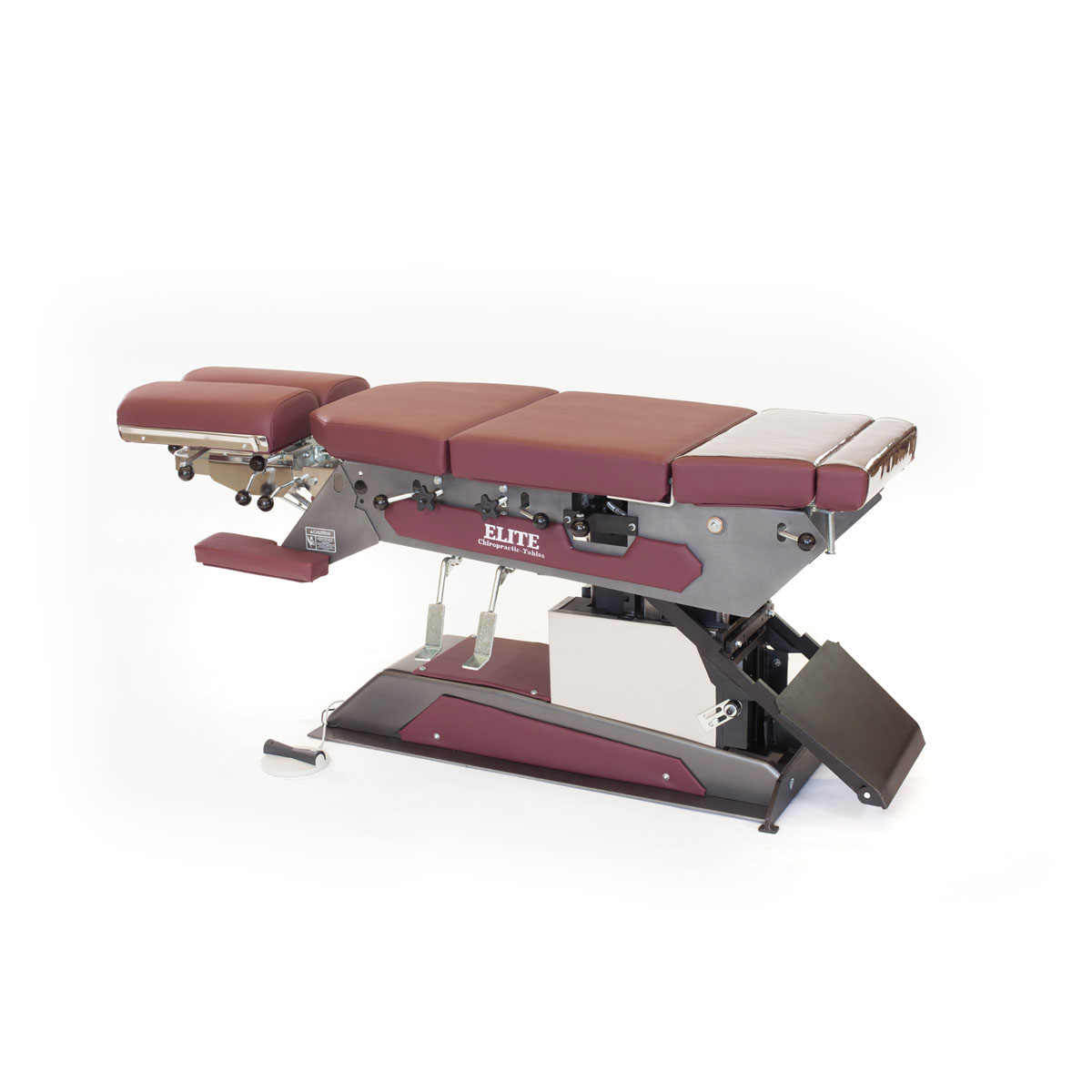 High Low Amp Elevation Table With Cervical Pelvic Drop