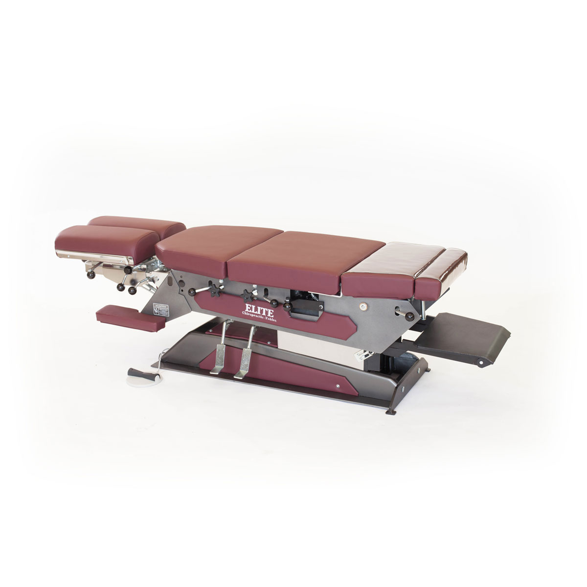 High Low Amp Elevation Table With Cervical Pelvic Thoracic