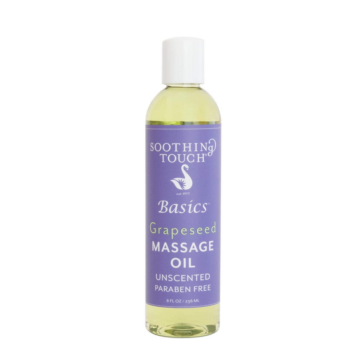 Grapeseed oil for massage