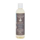 Soothing Touch Bath & Body Massage Oil, Eucalyptus Spruce, 8oz, W67366ES, Massage Oils