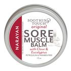 Soothing Touch Sore Muscle Balm, Regular Strength, 1.5OZ, W67367NBD-1, Acupuncture accessories