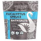 Soothing Touch Bath Salts, Eucalyptus Spruce, 32oz, W67369ES32, Aromatherapy