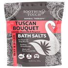 Soothing Touch Bath Salts, Tuscan Bouquet Bath Salts 32oz, W67369RR32, Aromatherapy