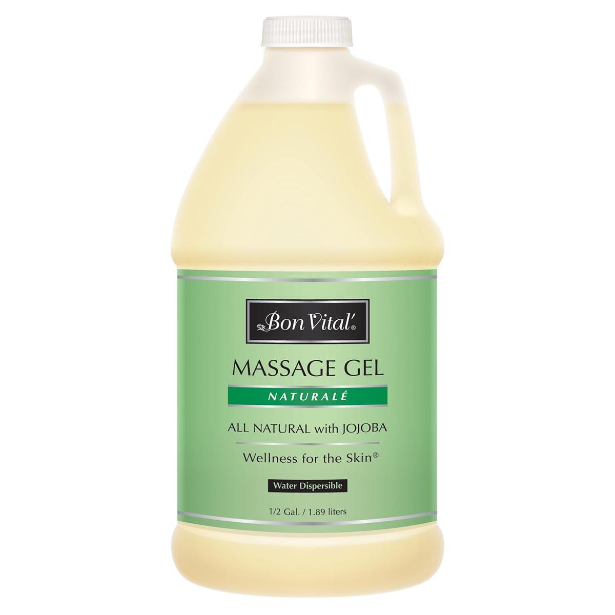 bon vital natural gel massage lotions oils and creams. Black Bedroom Furniture Sets. Home Design Ideas