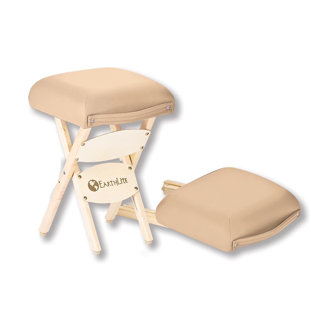Earthlite Folding Massage Stool | Stools