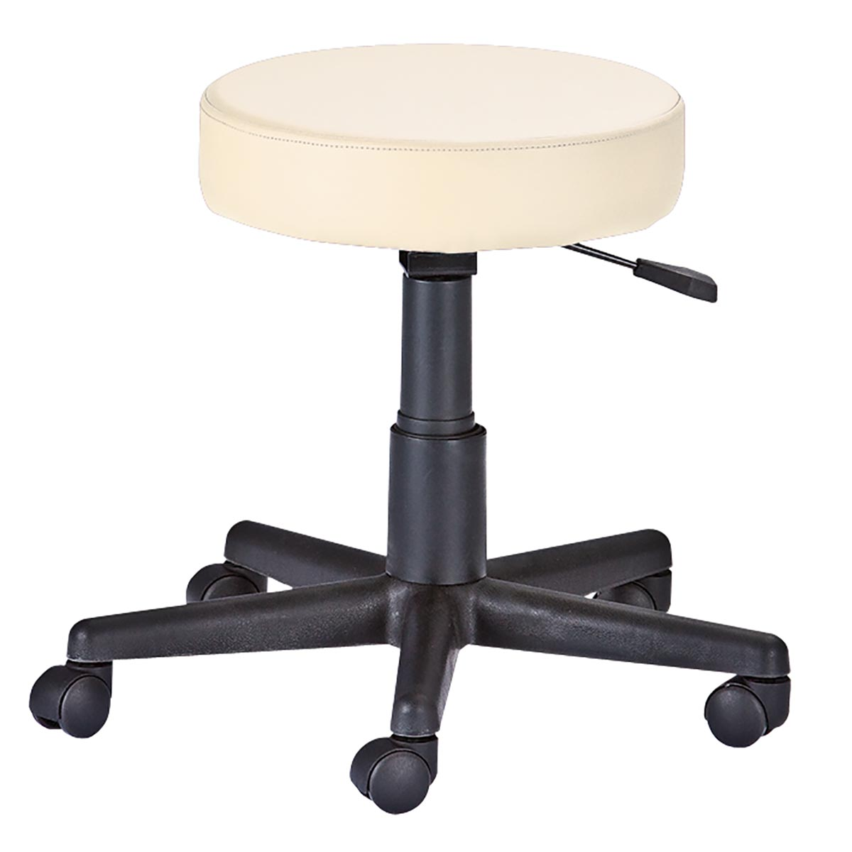 Earthlite Rolling Stool Without Back Stools