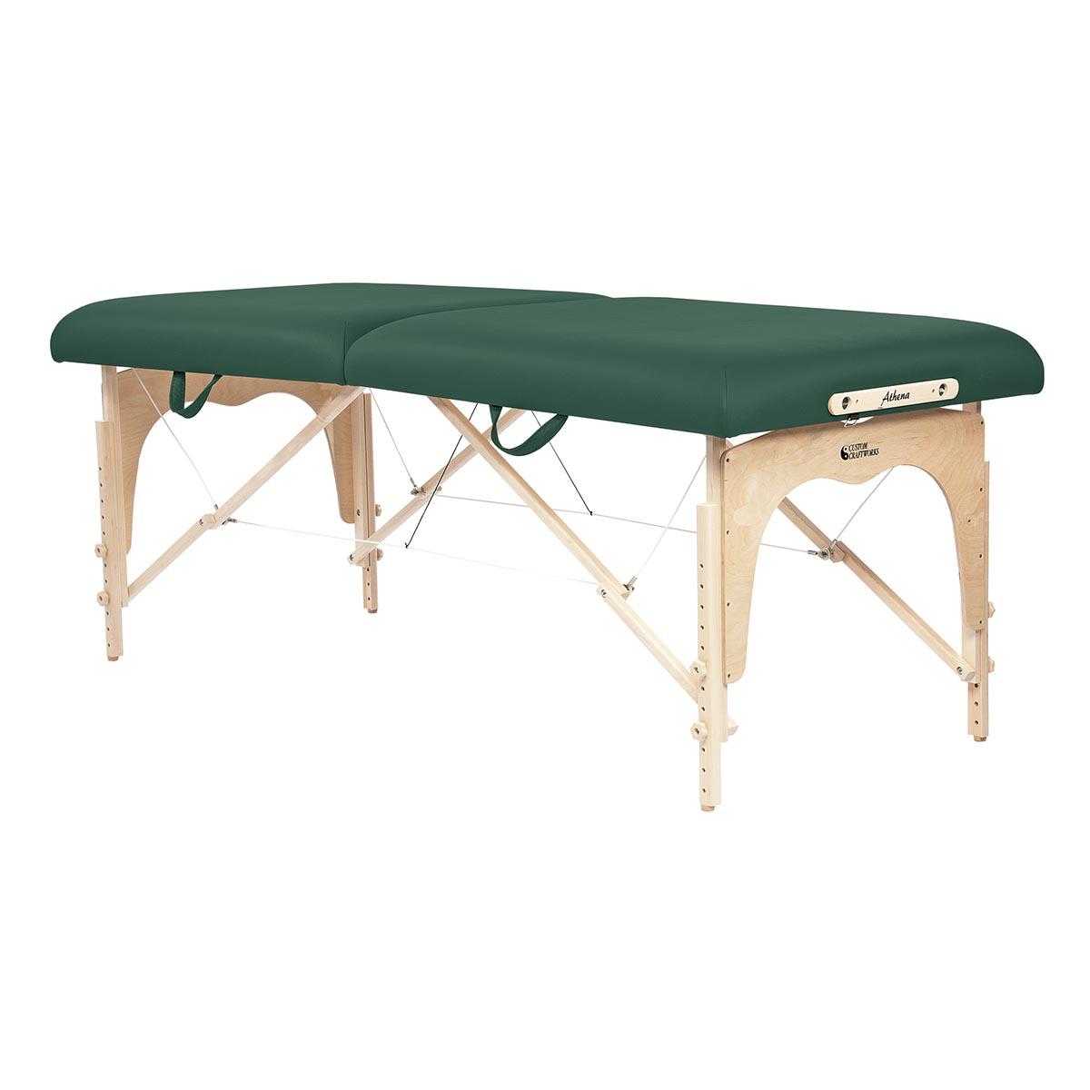 custom craftworks athena lite table only massage tables. Black Bedroom Furniture Sets. Home Design Ideas