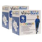 Val-u-Band, blueberry 2x50yd box - Twin-pak | Alternative to dumbbells, 1018040 [W72036], Exercise Bands