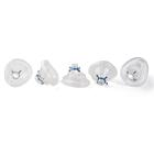 5 ventilation masks (P72), 1013677 [XP72-010], Replacements