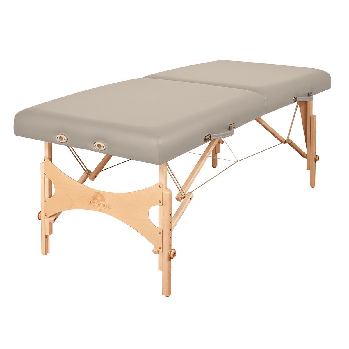 Oakworks Portable Massage Table Oakworks Nova Massage Table Only   Massage Tables
